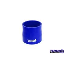 Szilikon szűkító TurboWorks Kék 76-83mm